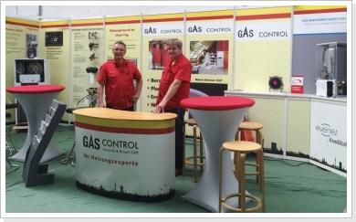 Gascontrol Gasheizung Service - Team