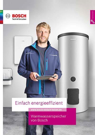 Bosch Warmwasserspeicher PDF Download