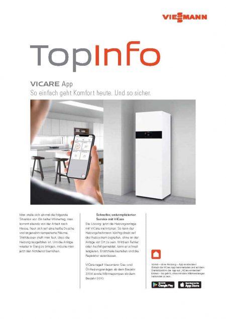 Viessmann VICARE App PDF Download